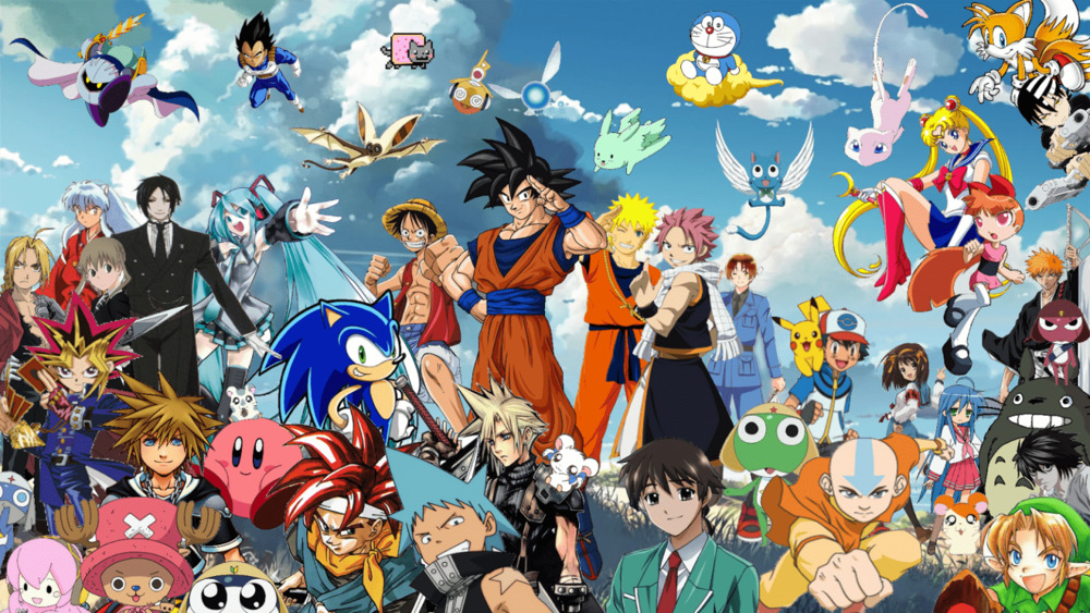 Qual A Origem Dos Animes?