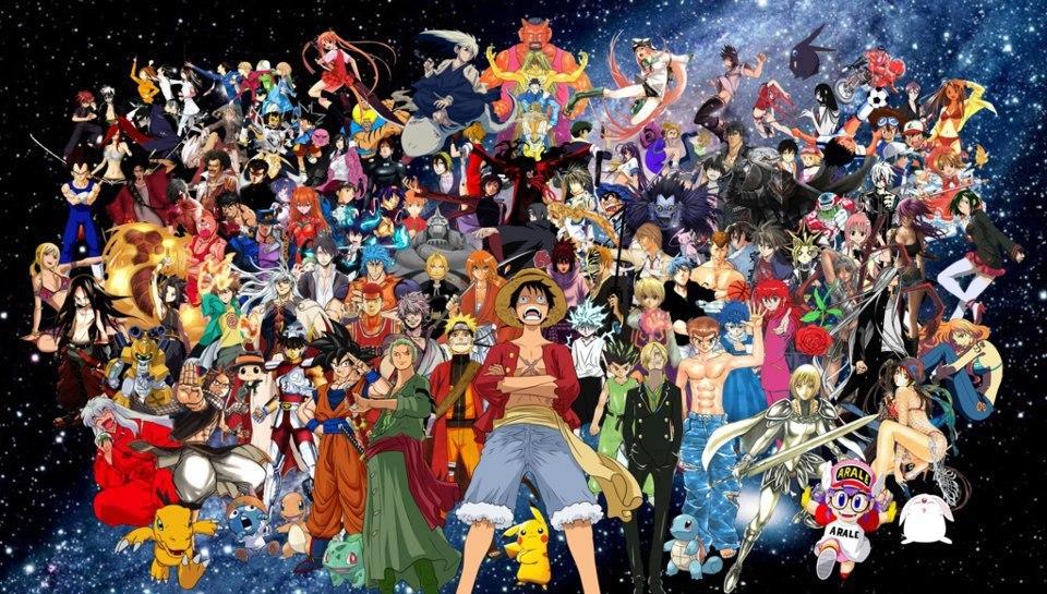 Origem Dos Animes?