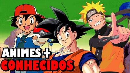 Os Animes Mais Populares da História
