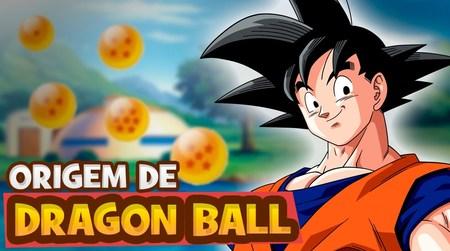 Qual é a História de Dragon Ball