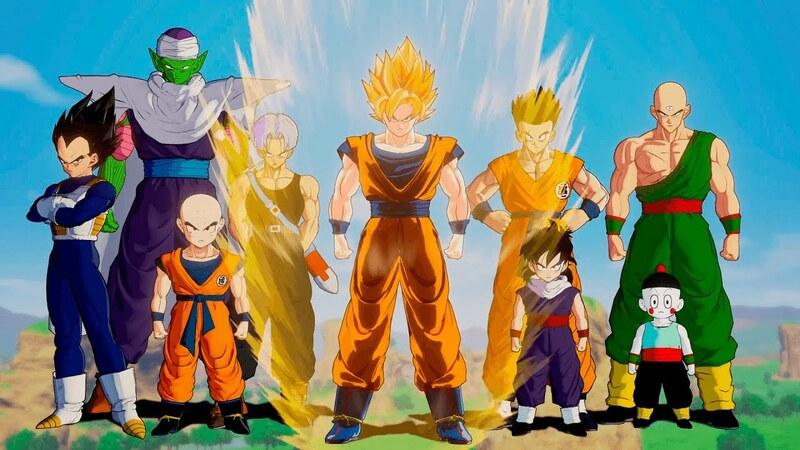 a História de Dragon Ball