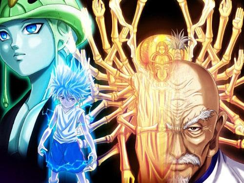 Quais as Melhores Lutas de Animes