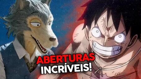 Aberturas de Animes As Melhores