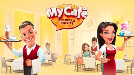 My Cafe jogo de cafeteria