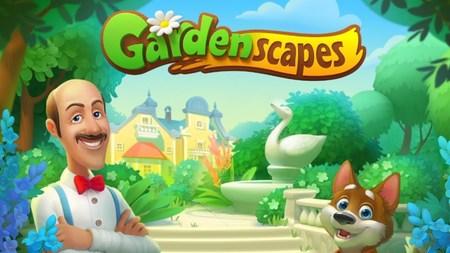 Gardenscapes completo