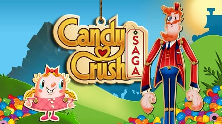 Play Store Candy Crush Saga Especial