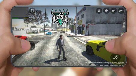 jogo GTA 5 para android
